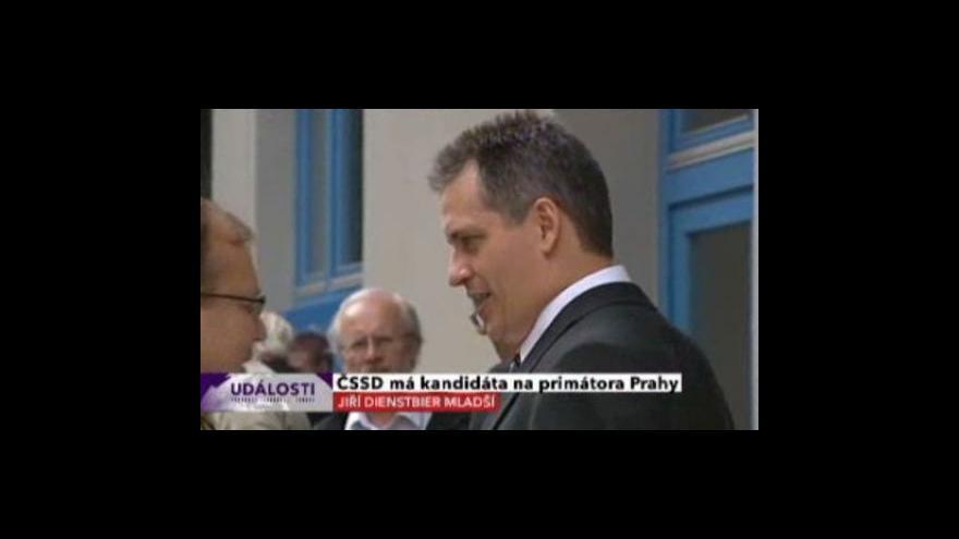 Video ČSSD  má jasno o pražském zastupitelstvu