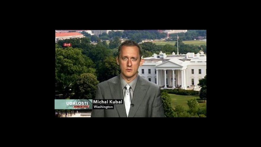 Video Vstup Michala Kubala k Událostem, komentářím