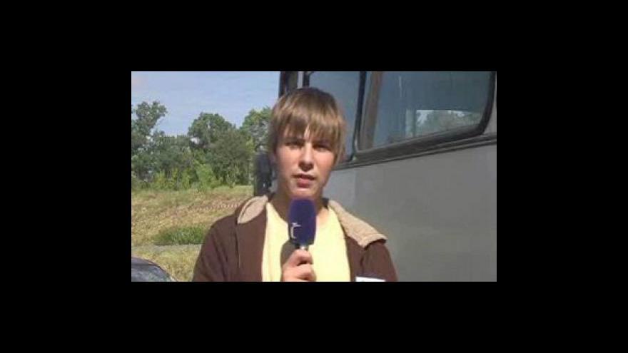 Video Reportáž Tomáše Čeledy