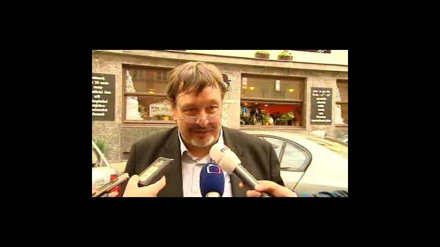 Video Jančík odstoupil z funkce starosty Prahy 5
