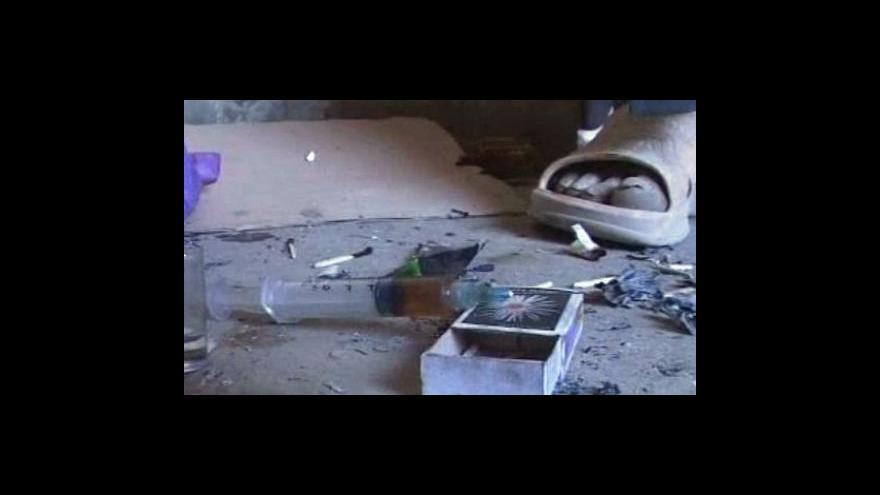 Video V Afghánistánu roste počet drogové závislých