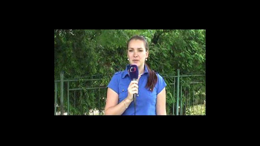 Video Reportáž Kristiny Nováčkové