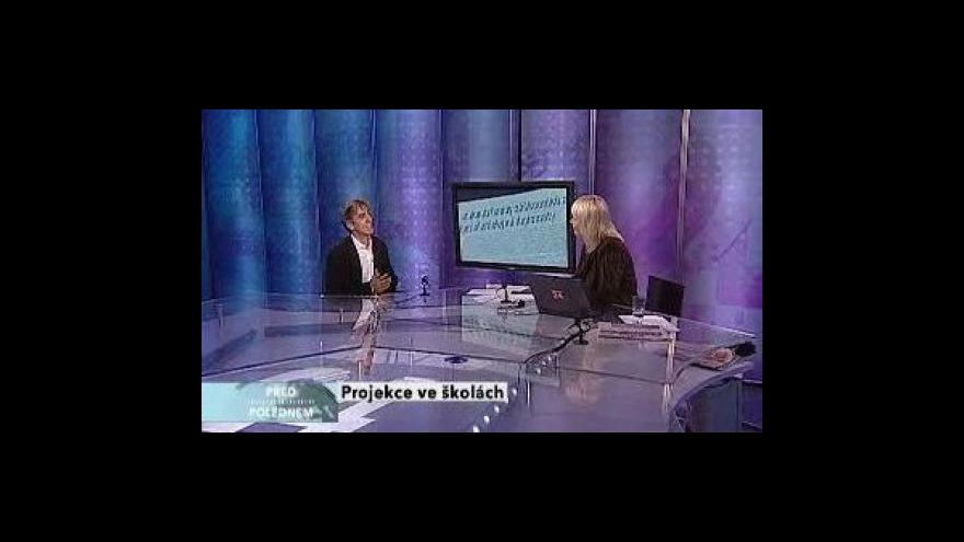 Video Rozhovor s Karlem Strachotou