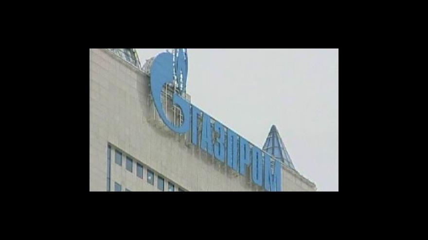 Video Rusko-běloruský spor o plyn graduje