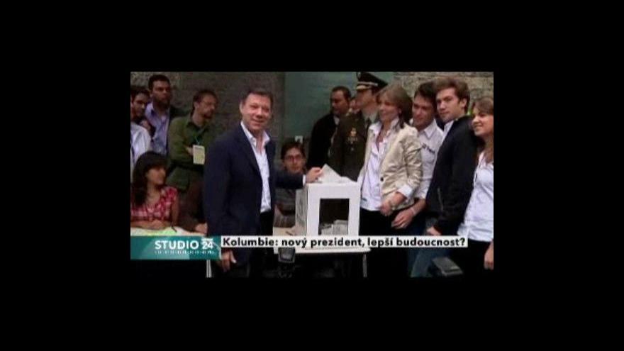 Video Bývalý velvyslanec Mnislav Zelený ve Studiu ČT24
