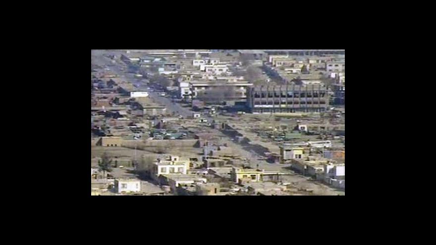 Video Útoky v Afghánistánu