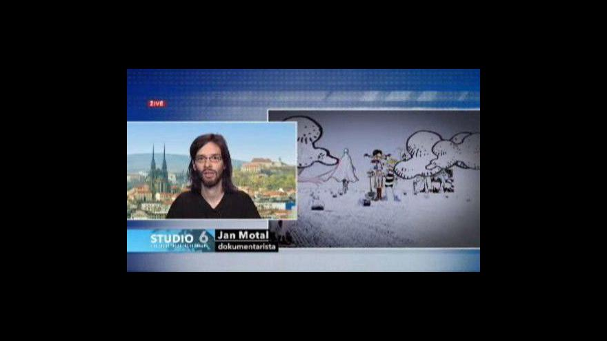 Video Rozhovor s Janem Motalem