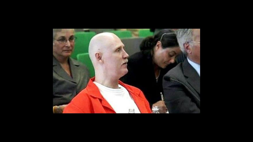 Video Popravčí četa zastřelí vraha Ronnieho Lee Gardnera