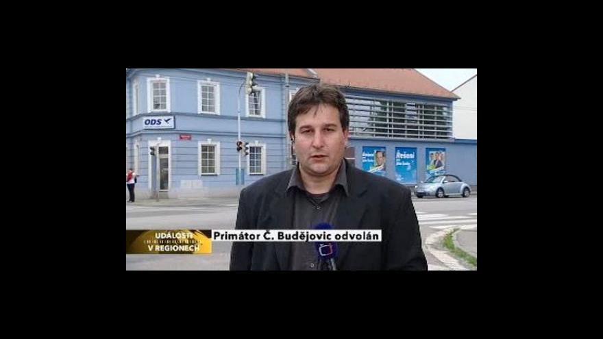 Video Živý vstup Petra Šuleře