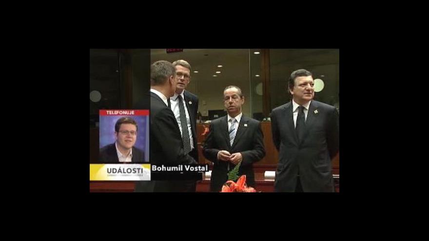 Video Telefonát Bohumila Vostala