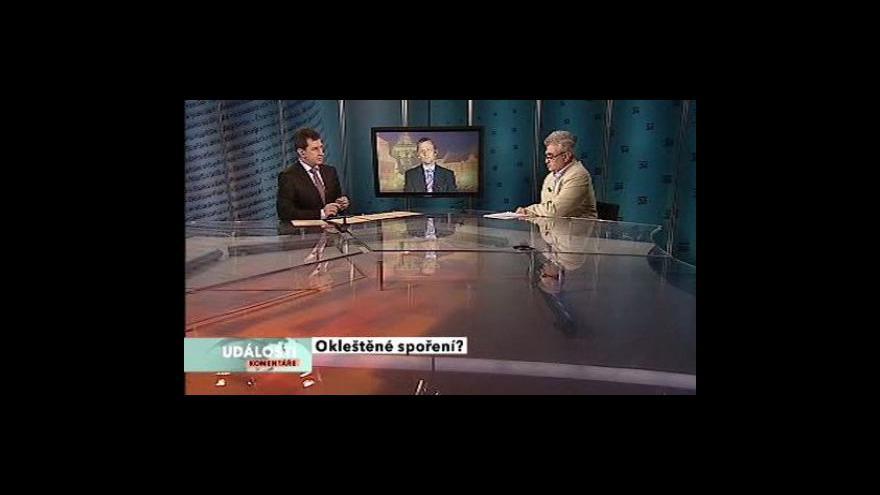 Video Rozhovor s Milanem Štěchem a Michalem Doktorem