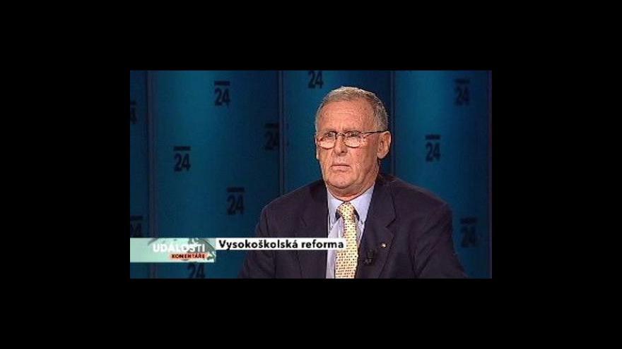 Video Rozhovor s Rudolfem Haňkou