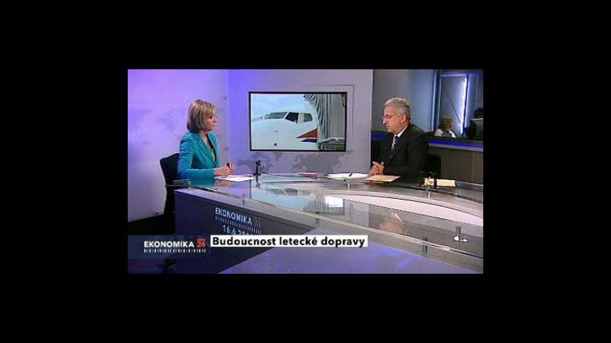 Video Budoucnost letecké dopravy