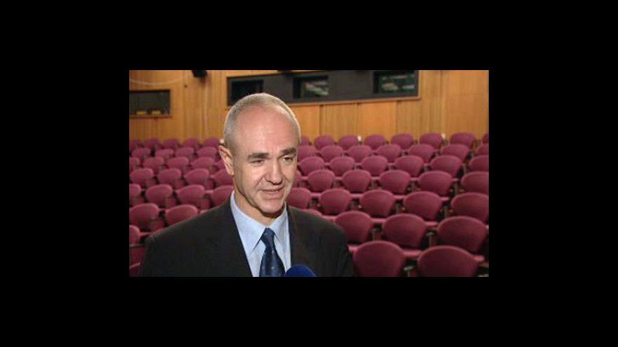 Video Rozhovor s Milošem Adamcem