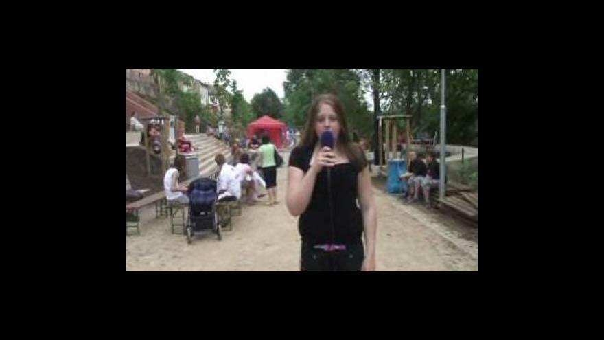 Video Reportáž Terezy Noskové a Tomáše Weissara