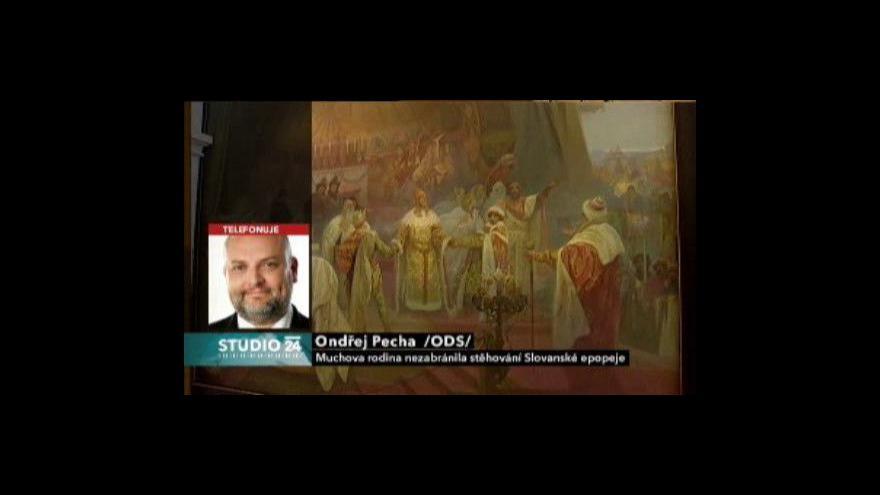 Video Rozhovor s Ondřejem Pechou