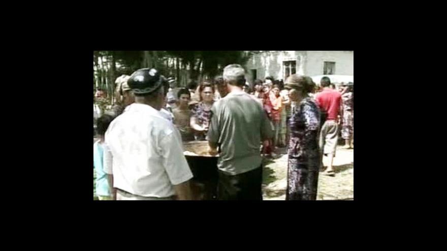 Video Vinira Džumatajeva v Událostech, komentářích