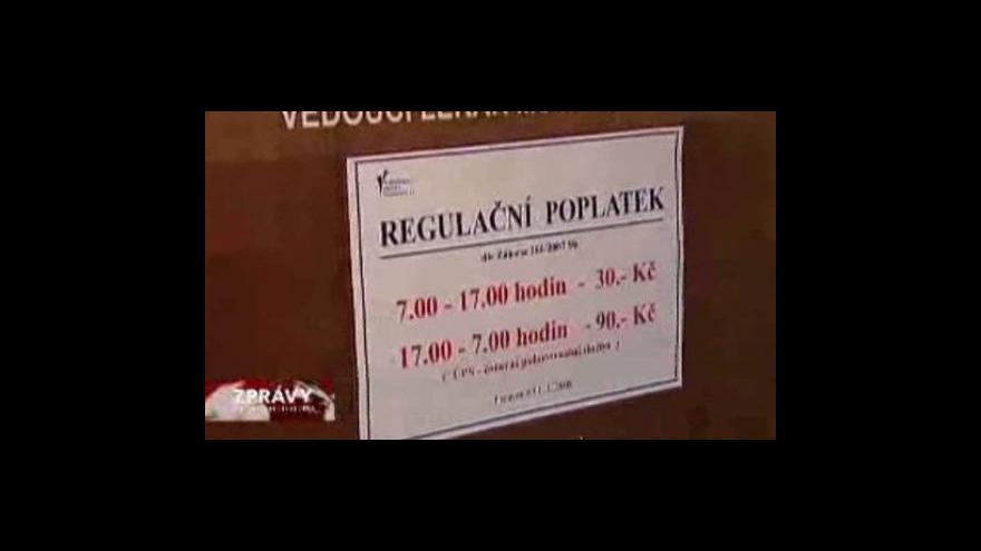 Video Karlovarský kraj končí s proplácením regulačních poplatků