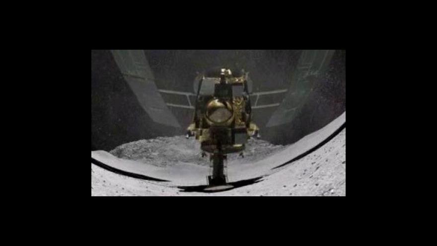 Video Sonda Hajabusa je zpátky na Zemi
