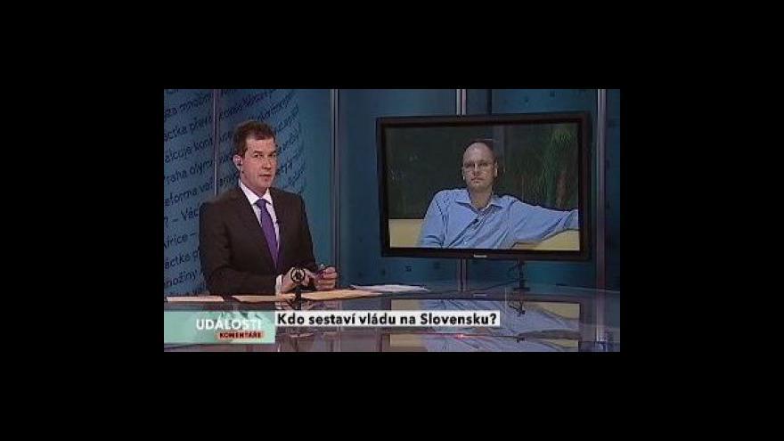 Video Události, komentáře s Richardem Sulíkem