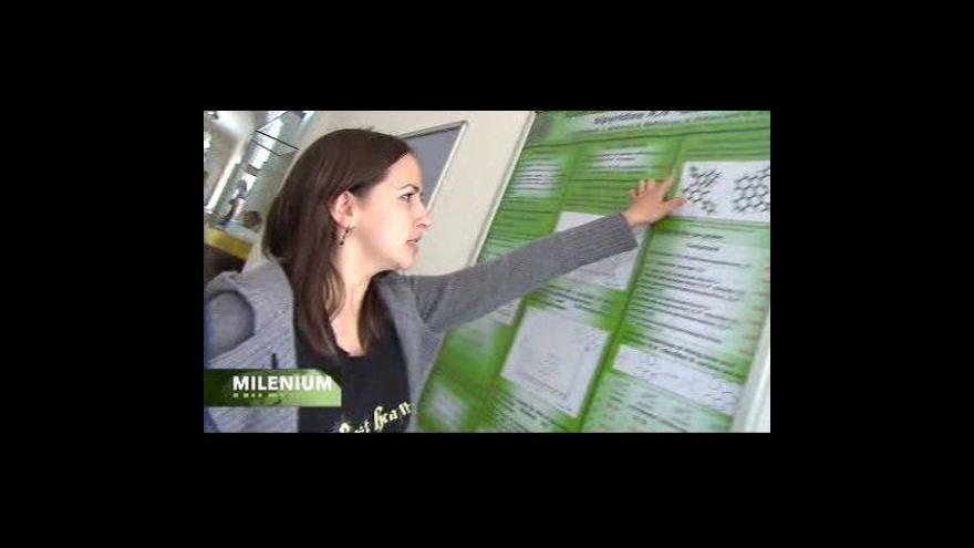 Video Milénium o mladých vědkyních