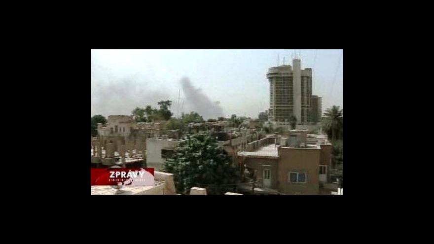 Video Poprvé zasedá irácký parlament