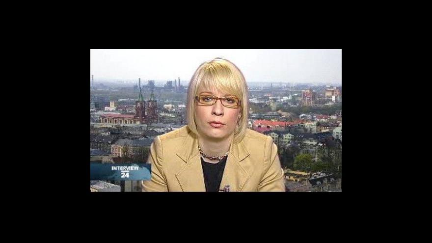 Video Rozhovor s Kristýnou Kočí