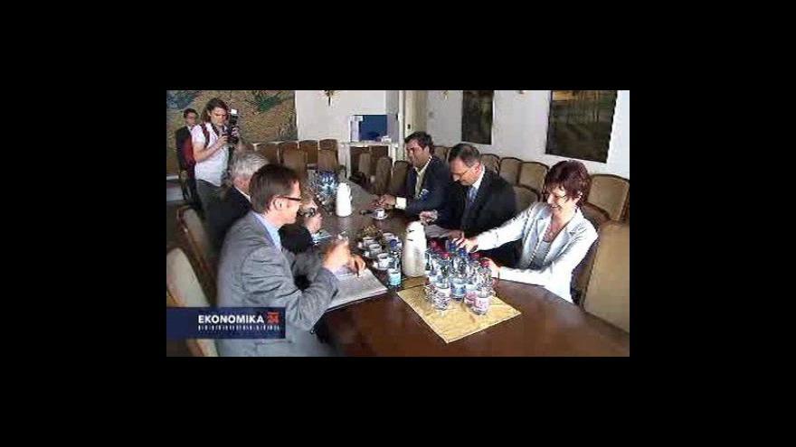 Video Nečas chce důchodovou reformu v roce 2012