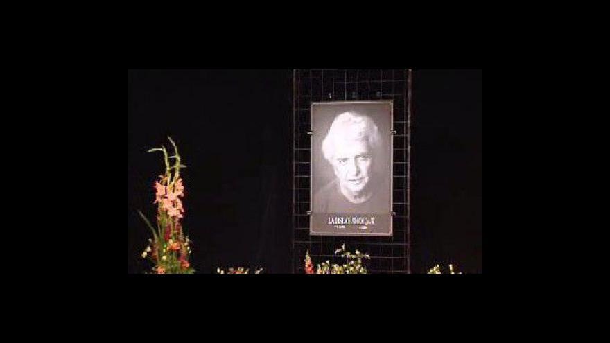 Video Rozloučení s Ladislavem Smoljakem