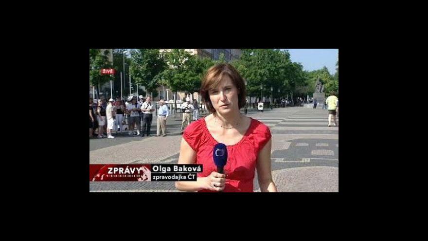 Video Vstup Olgy Bakové o předvolební kampani na Slovensku