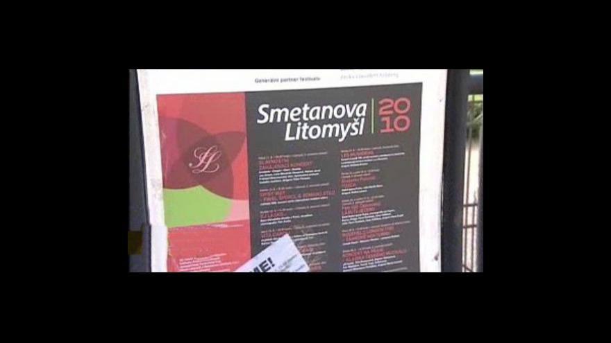 Video Z Litomyšle informuje Michal Klokočník