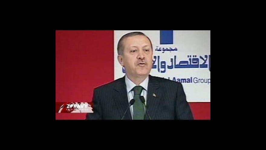 Video Turecko se posouvá na východ