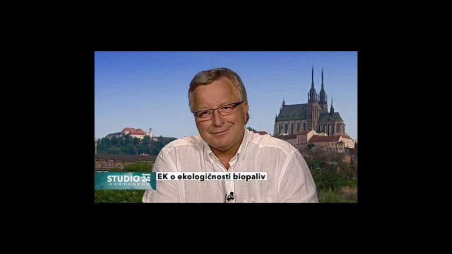 Video Rozhovor s Michalem Václavem Markem