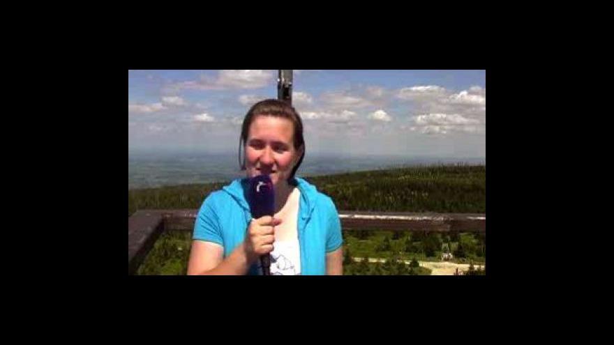 Video Reportáž Eleny Beznoskové