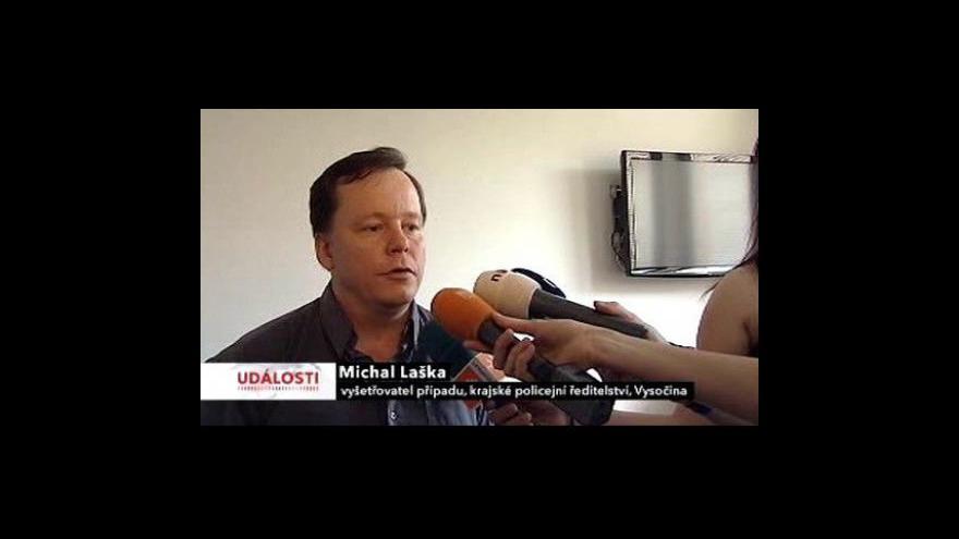 Video Reportáž Richarda Samka a Terezy Krásenské