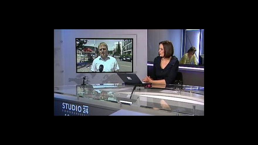 Video Rozhovor s R. Šťastným a J. Tesaříkem