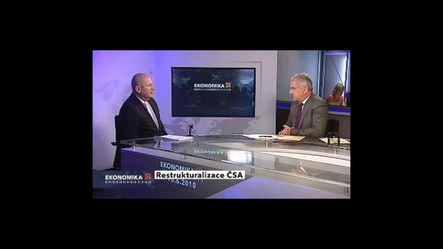 Video Rozhovor s Michalem Mejstříkem