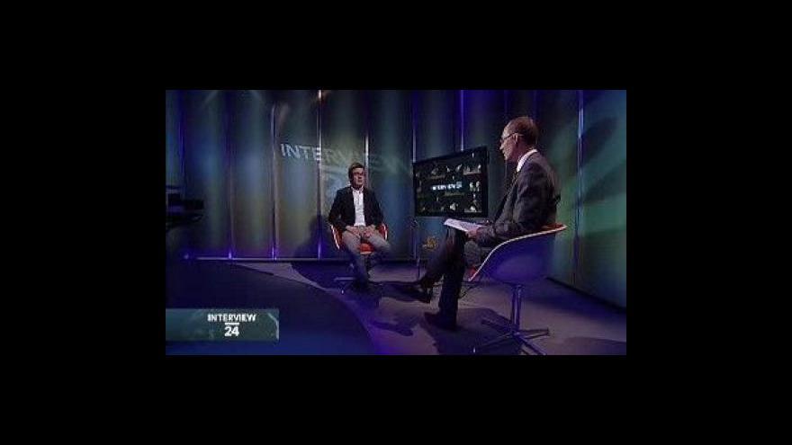 Video Interview s Ondřejem Liškou