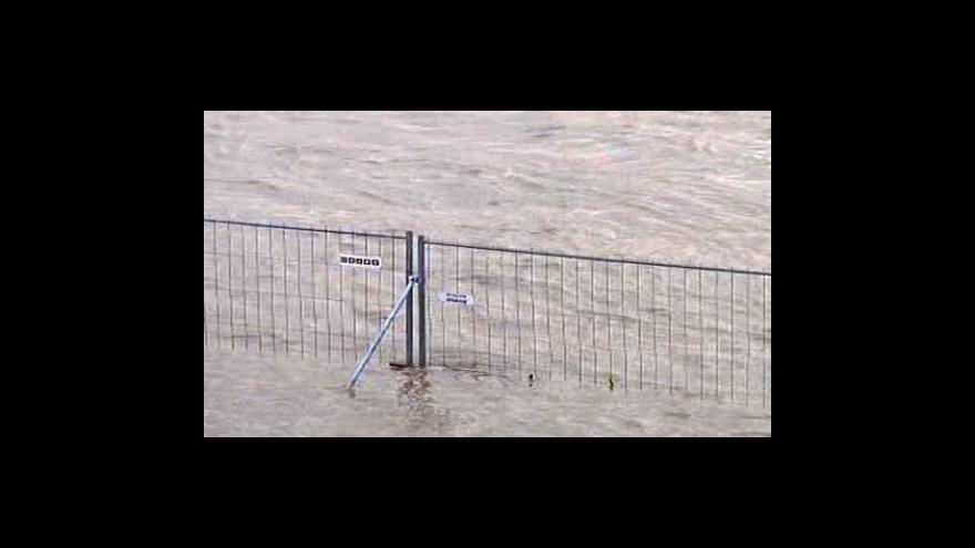 Video Povodňová situace v Polsku, na Slovensku a v Maďarsku