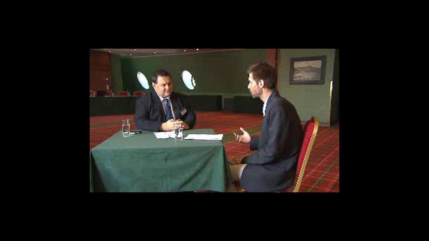 Video Rozhovor s Davem Aronem