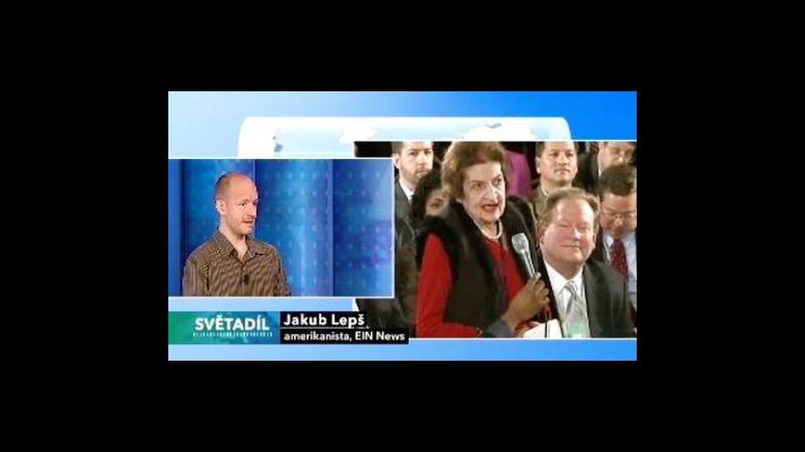 Video Rozhovor s amerikanistou Jakubem Lepšem