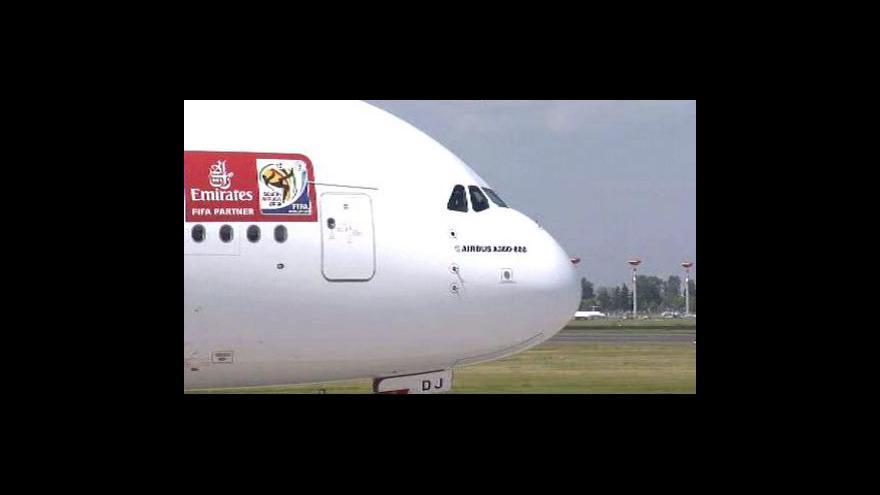 Video Emirates si objednaly další letadla