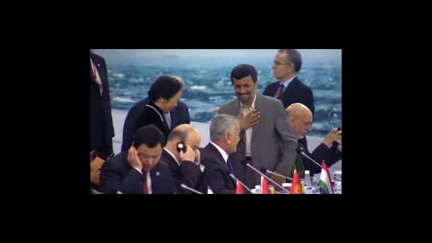 Video Dohoda o sankcích vůči Íránu je na světě
