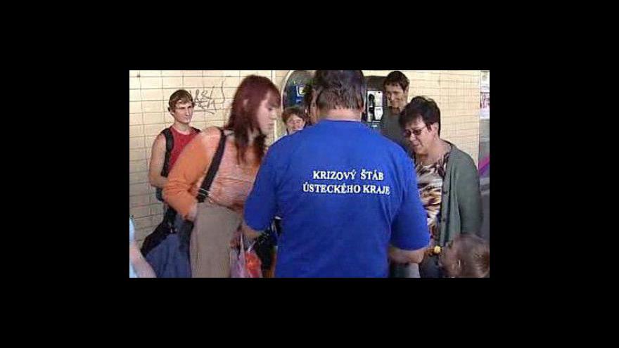 Video Reportáž Terezy Baldové a Roberta Maleckého