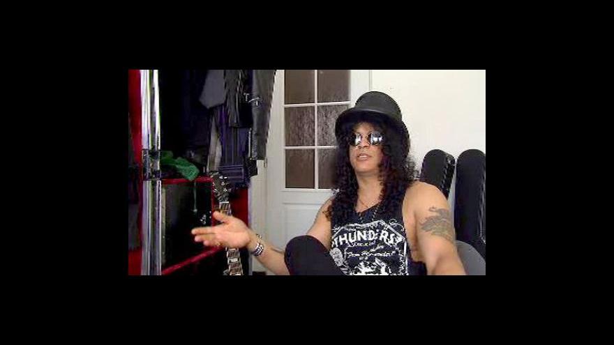 Video Slash v Praze