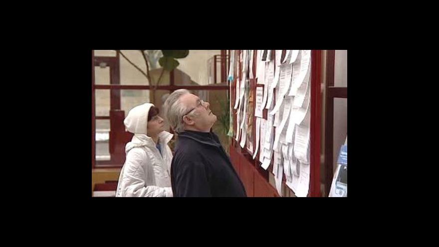 Video Reportáž Daniely Písařovicové