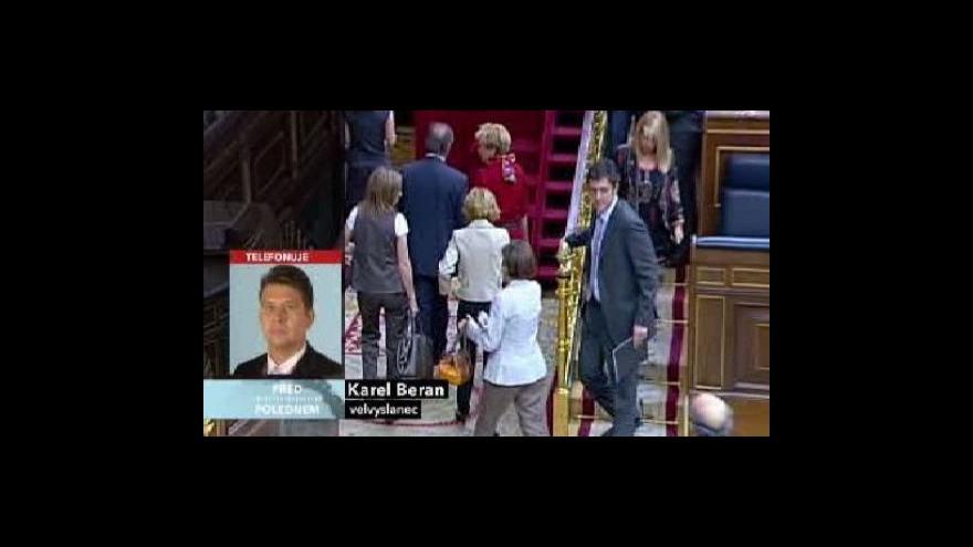 Video Rozhovor s Karlem Beranem