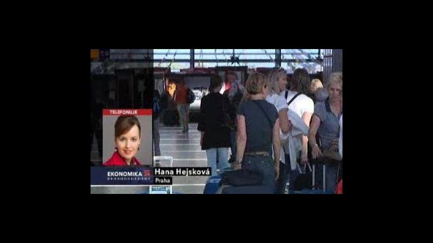 Video Světové aerolinky se z krize zotavují rychleji