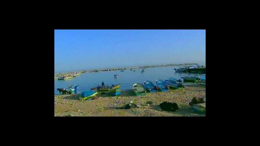 Video Další incident na moři u Gazy