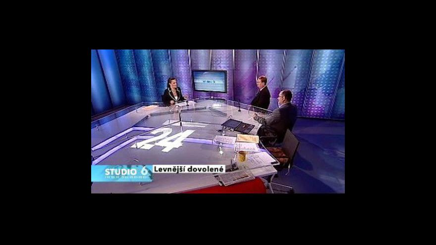 Video Rozhovor s Janem Papežem a Jaromírem Beránkem